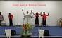 Culte avec le Bishop Claudio